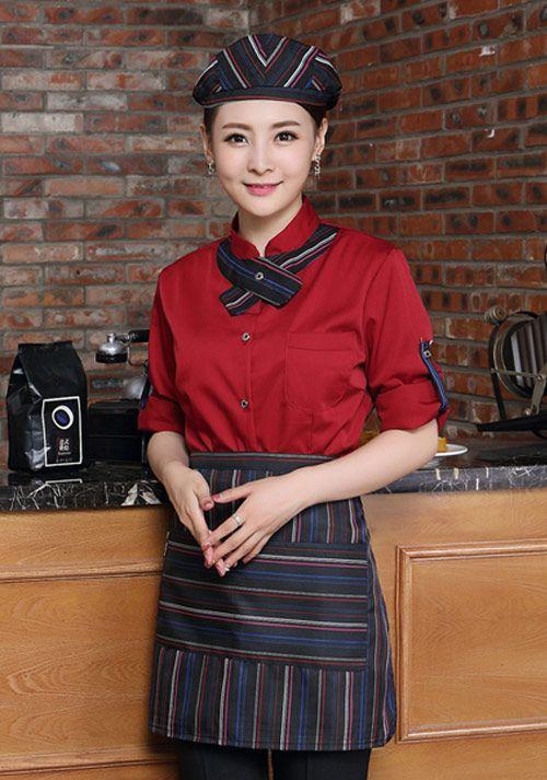 酒店服务员制服1